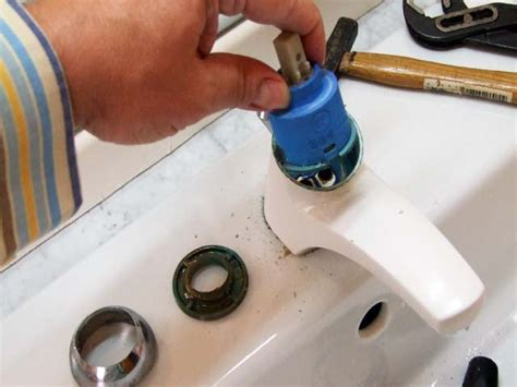 come smontare un rubinetto miscelatore cartuccia miscelatore