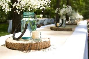Table centerpiece country western wedding wedding ideas for