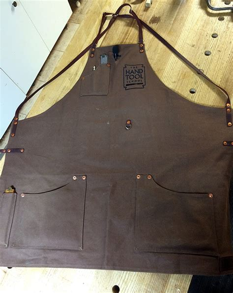 woodworking shop apron retiring a useful friend for a younger hotter model the