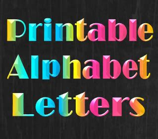 printable alphabet letters for birthday banner printable party supplies decorations free printables