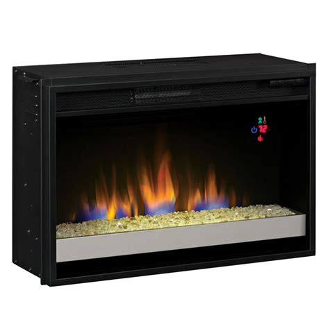 Contemporary Electric Fireplace with This Item Is No Longer Available