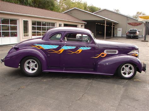 1939 chevy coupe 1939 chevrolet street rod custom coupe 163402