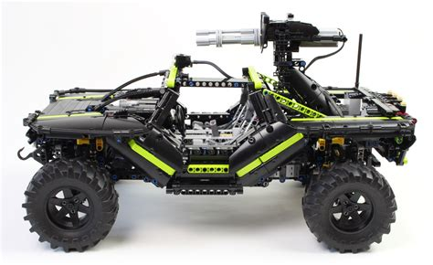 lego halo warthog drive with reckless abandon in the lego technic halo