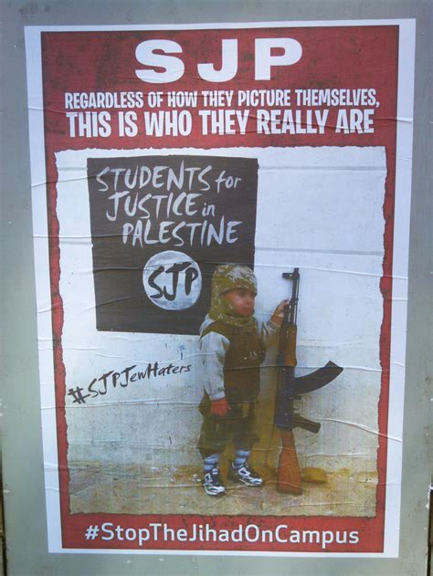 offensive posters targeting sjp resurface on cus for