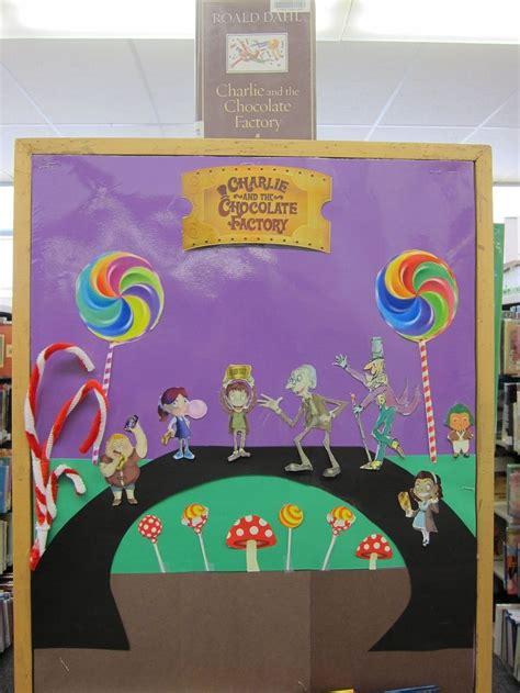 charlie   chocolate factory classroom display