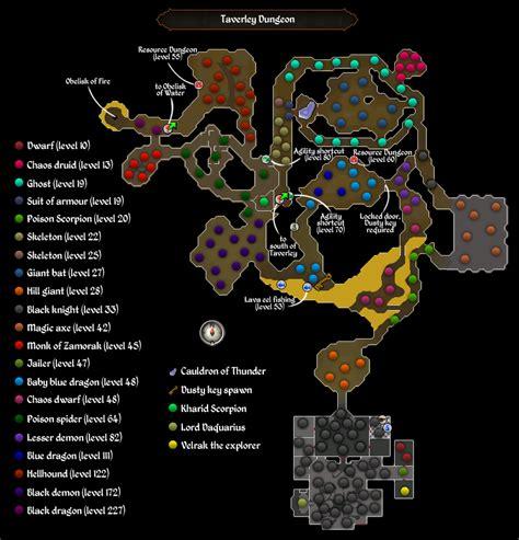 taverly dungeon osrs map newhairstylesformen2014 com taverly dungeon map my blog