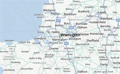 map of warrington warrington weather station record historical weather for