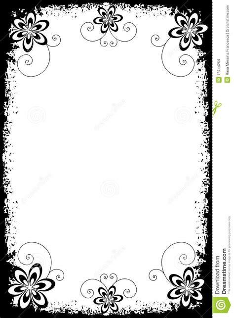 border layout definition 15 black border designs images black and white border
