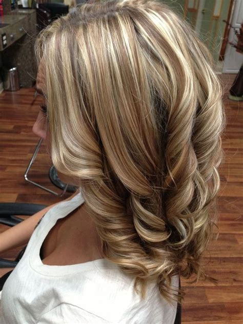 blonde high and lowlights hairstyles image result for blonde highlights and lowlights highlights lowlighrs pinterest search