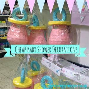 cheap centerpieces for baby shower decorations cheap