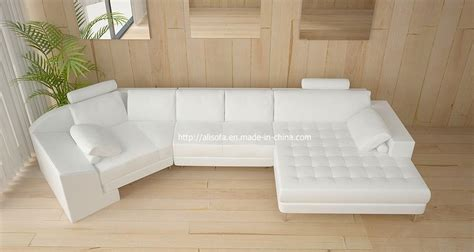 Modern Leather Corner Sofa China Leather Modern Corner Sofa Fx33 China Leather Sofa Modern Sofa