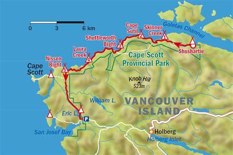 Karet Boot Trail die einzelnen etappen im 220 berblick bei outdoor magazin