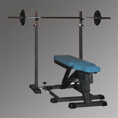 bench press mobility hf402 support squat mobile pour developpe couche incline