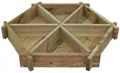 Wooden Herb Wheel Planter by Grange Herb Wheel Competition Winner Announcing The