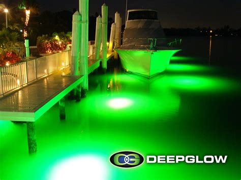 Underwater Lighting Fixtures Glow Underwater Lighting For Docks Ponds And Lakes