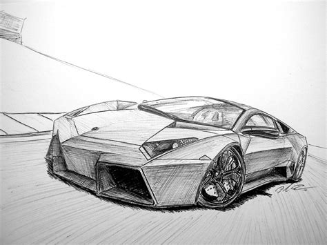Drawings Of Lamborghinis Lamborghini Reventon By Z4kk00 On Deviantart