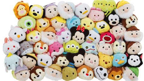Pink Tsum Tsum Ufufy Daster will japan s tsum tsum characters translate in the u s for disney variety