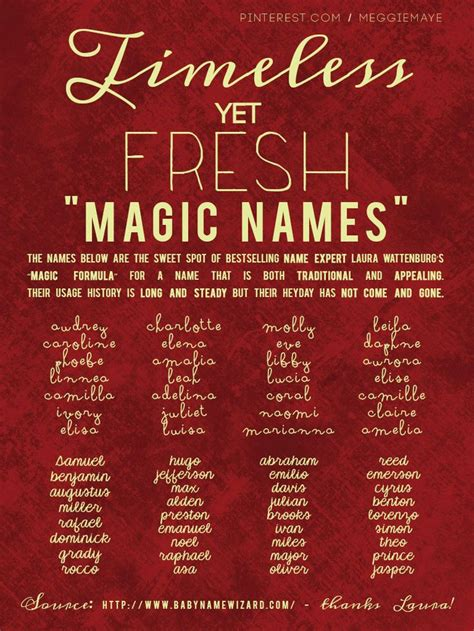 classic names 25 best ideas about magic names on unicorn names color magic and