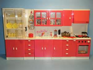 size vintage kitchen set with kitchen littles