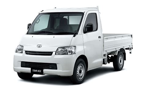 Toyota Townace 4wd Toyota Townace Truck Dx 4wd At 1 5 2012 Japanese