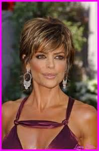 rinna hairstyle lisa rinna short hairstyle hairstyles fashion makeup