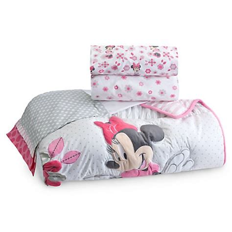 Minnie Mouse Crib Bedding Sets Minnie Mouse Crib Bedding Set Minnie Mouse Crib Bedding Set For Baby Personalizable Pz Disney