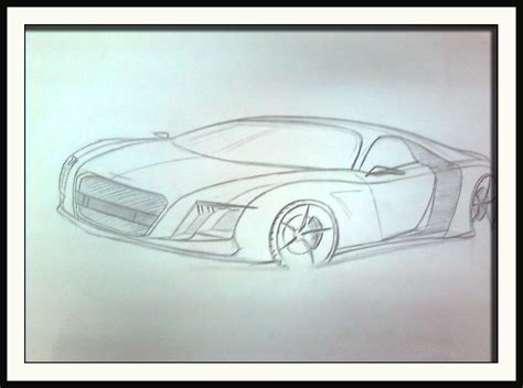 how to draw an audi r8 drawingforall net audi r8 drawing by chuquang on deviantart