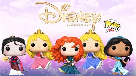 Pop Disney Disney Princess Mulan By Funko duclos toys figures collectibles toys