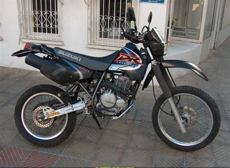 1999 Suzuki Dr350 Dirtbike Rider Picture Website