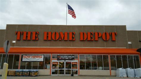 the home depot bridgeport west virginia