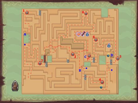 legend of zelda map maze maze island zelda dungeon wiki