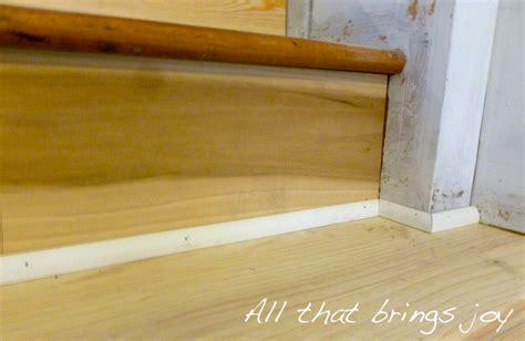 Laminate Flooring Around Stairs by Laminate Flooring Edging Laminate Flooring Stairs