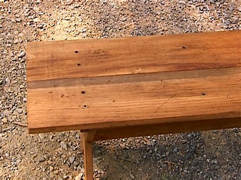 how to build a wooden bench wood magazine garden bench plans