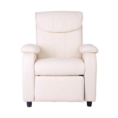 childrens faux leather armchair childrens luxury recliner chair comfy faux leather
