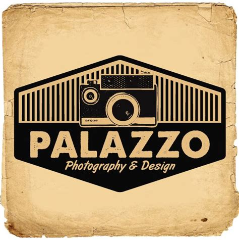 logo retro vintage logo logo palazzo logos