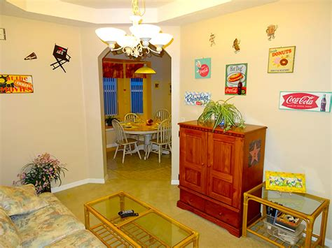 kids living room butterfly villa orlando vacation villa for rent in