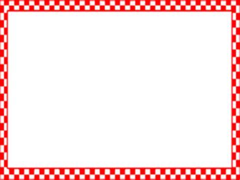 Checkerboard Border Clip Art at Clker.com - vector clip ... Bbq Border Clip Art Free