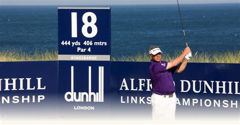 alfred dunhill links chionship home alfred dunhill links chionship kingsbarns