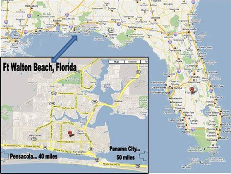 ft walton florida map ft walton map memes