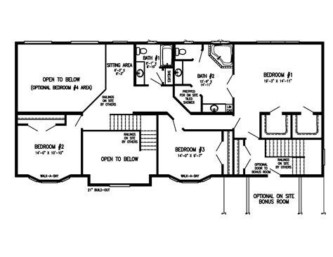 american dream homes plans grandfield 2nd floor plan all american dream homes