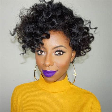 natural hairstyles for black women over 59 75 most inspiring natural hairstyles for short hair in 2017