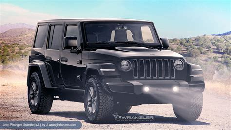 Jeep Generation Next Jeep Wrangler Production To Begin In November