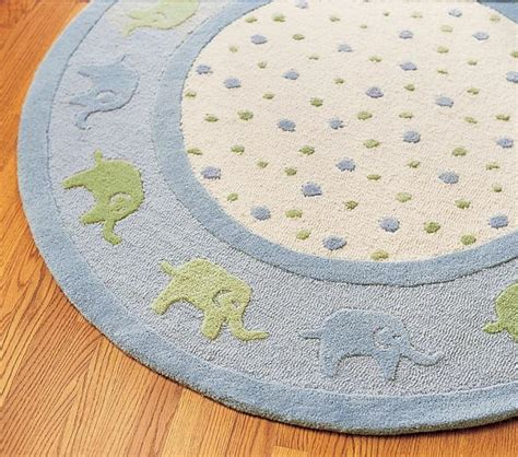 pottery barn elephant rug pottery barn kid eli elephant nursery wool rug 8x10 nip ebay