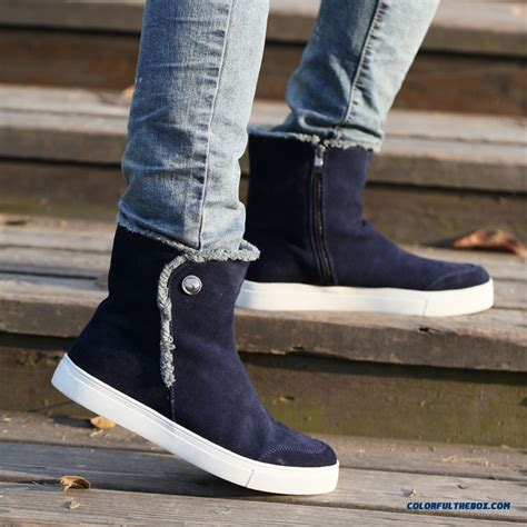 mens winter boots with zipper mens snow boots with zipper coltford boots