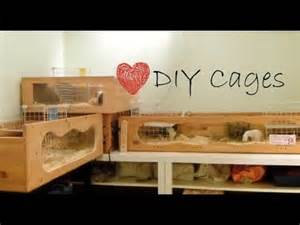 Rabbit Hutches World Homemade Guinea Pig Cages August 2013 Youtube