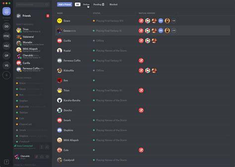 discord tag discord veut la peau de skype geekzone fr