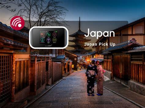 Pocket Wifi Jepang unlimited 4g wifi for japan promo tiket masuk wisata jepang