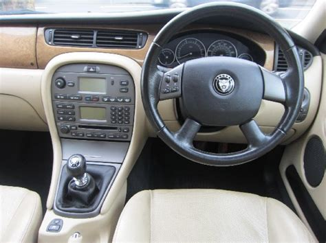 Jaguar X Type Leather Interior by Only 163 3450 Jaguar X Type 2 0 Diesel Classic 2006