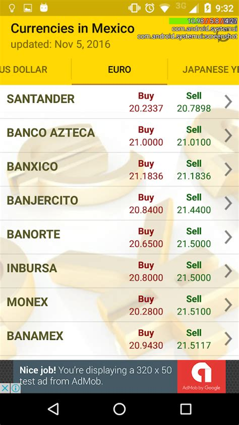 peso yen exchange rate mexican peso exchange rates android apps on google play