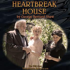 themes of heartbreak house heartbreak house a fantasia in the russian manner on